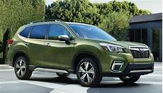2019 subaru forester debut 2019 subaru forester arrives with tons of features
