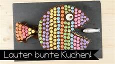 Bunter Kuchen F 220 R Kinder I Backen I Kindergeburtstag
