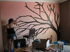 Painting Cherry Blossom Tree By Aeriith On Deviantart