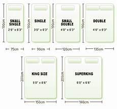 dimensioni letto king size dimensioni dei letti inglesi