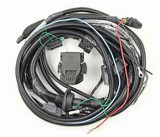 trailer tow wiring harness trailer tow wiring harness 82210642ad