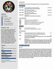 cv in tabular form tabular resume format templates