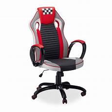 Gaming Chair Drehstuhl Computerstuhl Sportsitz Gaming