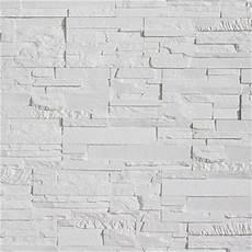 Plaquette De Parement Bricostone Blanc Batidrive Balan