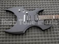 Esp Ltd Ax 50 Blks Lh Electric Guitar Rich Tone