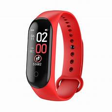 Bakeey Ip68 Waterproof Wristband Rate by Bakeey M4c Rate Blood Pressure O2 Monitor Wristband