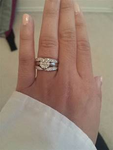 how do wedding ring wraps work do you have a ring wrap jacket enhancer guard for your e ring