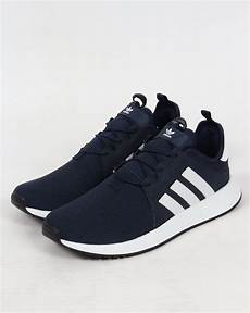 adidas xplr trainers navy white originals shoes running