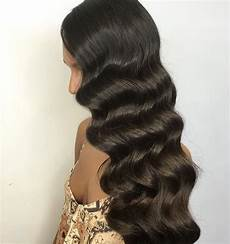 soft glossy finger waves natalie hair wedding hairstyles hair pinterest