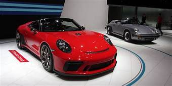 The New Porsche 911 Speedster Is A Purist Mashup Of Great