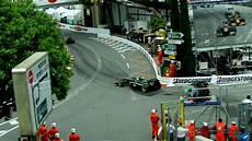 Hd Grand Prix De Monaco 2010 Le Rocher D 233 Part