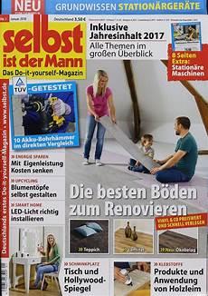 Selbst Ist Der Mann 1 2018 Zeitungen Und Zeitschriften