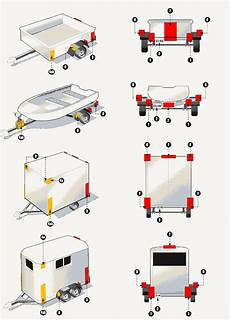 federal trailer lighting requirements and locations trailer lights chion trailers