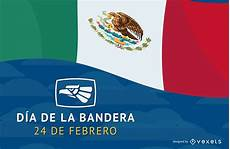 dia de la bandera de mexico vector download