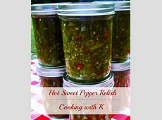 canning pepper onion relish