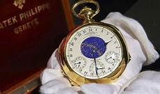 the 20 most expensive watches sold