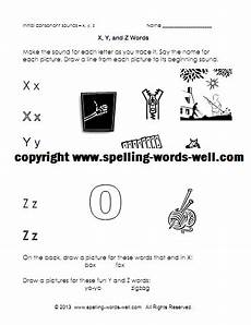 free printable phonics worksheets for beginning consonant sounds