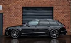 Audi Rs6 In Gloss Black Audi Rs6 Audi Audi A6 Allroad