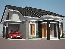 25 Gambar Indah Rumah Minimalis Type 70 Satu Lantai Model