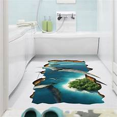 3d sticker 2pcs set pterosaurs 3d animals world wall stickers floor