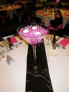 martini vase pink jelly fillers led submersible lights with floating candle by toowoomba