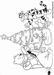 Winnie Pooh Weihnachten Ausmalbilder Friends Coloring Picture Coloring Pages