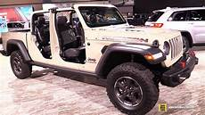 2020 Jeep Rubicon by 2020 Jeep Gladiator Rubicon Exterior And Interior