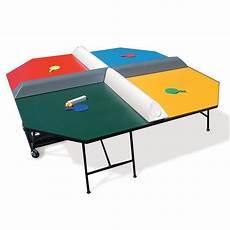 four square table tennis table tennis four
