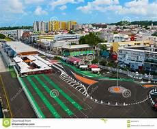 Landscape Of The City Pointe A Pitre Guadeloupe