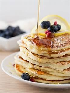 lemon ricotta pancakes the chunky chef