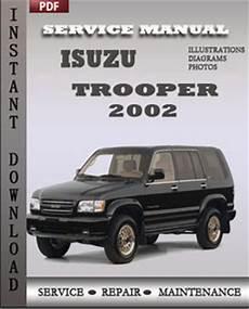 chilton car manuals free download 2002 isuzu trooper engine control isuzu trooper 2002 service manual pdf download servicerepairmanualdownload com