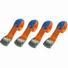 spanngurte mit klemmschloss 4x klemmschloss zurrgurt spanngurt ladungssicherung 1 tlg