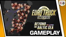 apresentando dlc beyond the baltic sea truck