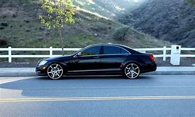 Image Result For Mercedes S550 On 22s  Benz S Class