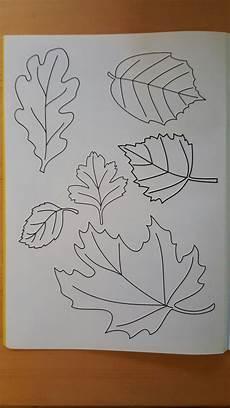 Herbst Malvorlagen Grundschule Herbstbl 228 Tter Herbstbl 228 Tter Vorlagen Basteln