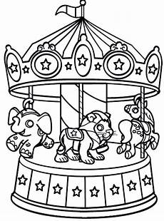 Fasching Malvorlagen Kostenlos Carnival Bumper Cars Coloring Pages Best Place