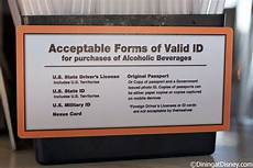 valid forms of id review dockside margaritas