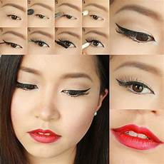 maquillage eye liner a levre