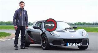 New Lotus Elise Sprint Reminds Us That Light Is Always Right