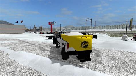 Snow Plow Fs17