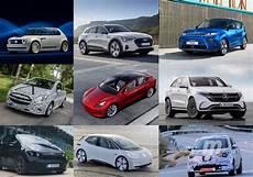 comparateur de voitures voitures 233 lectriques quelles nouveaut 233 s attendues en 2019
