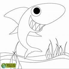 Malvorlage Hai Einfach Ausmalbilder Hai Kostenlos Malvorlagen Zum Ausdrucken