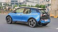 2019 bmw i3 electric car spied testing in india with hr