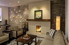 Deko Wohnzimmer Wand - deko ideen furs wohnzimmer deko steinwand wohnzimmer and