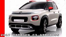 new 2017 citroen c3 aircross