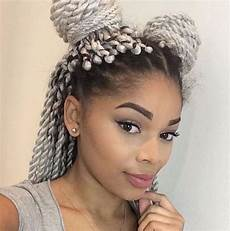 Hairstyles For Twisted Hair