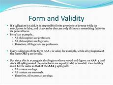 power point presentation for categorical syllogism