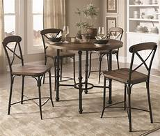 105618 monticello 5pc counter height dining by coaster