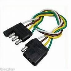 Wiring Harnes Uk by Trailer Wiring Harness 4 Way Pin Flat 240 Quot Inches 20