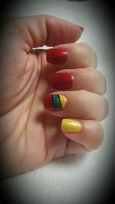rasta nails for jamaica nails nail art